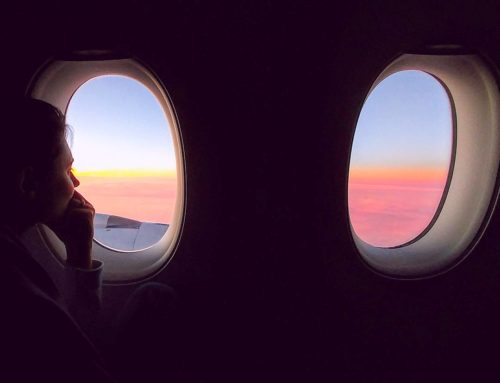 Come si prende l'aereo