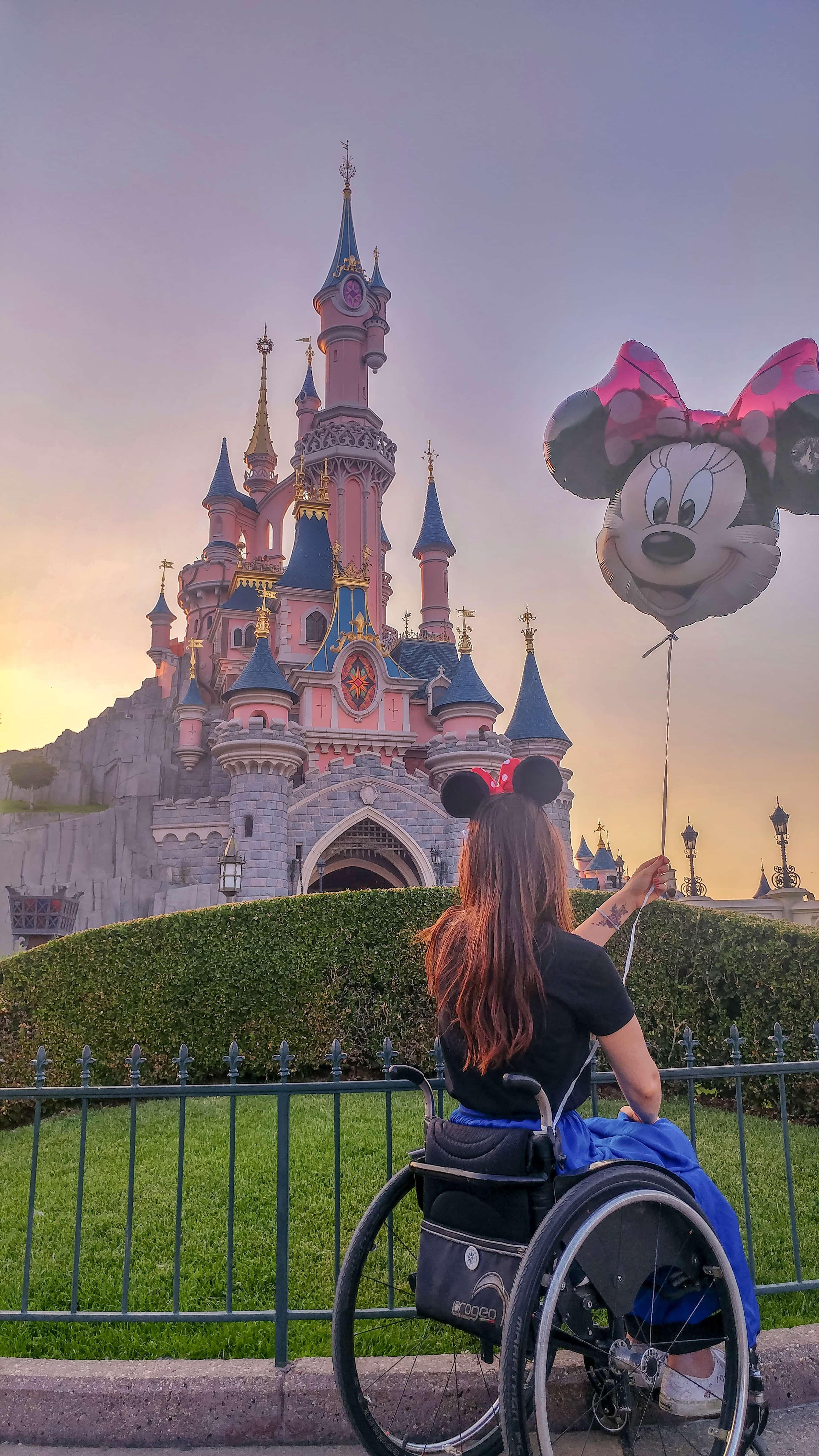 Disneyland paris disabili