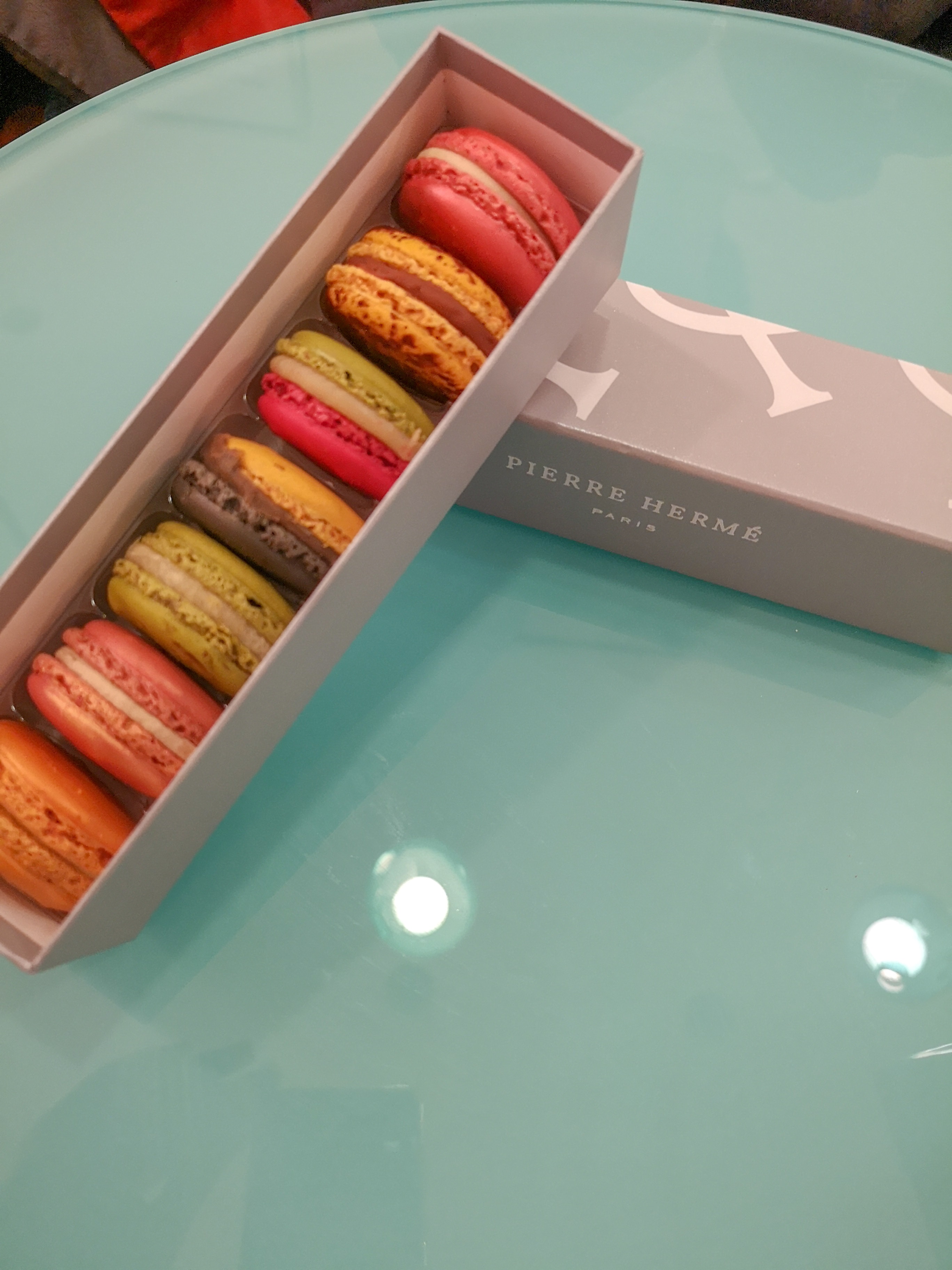 le migliori pasticcerie di Parigi Pierre Hermè