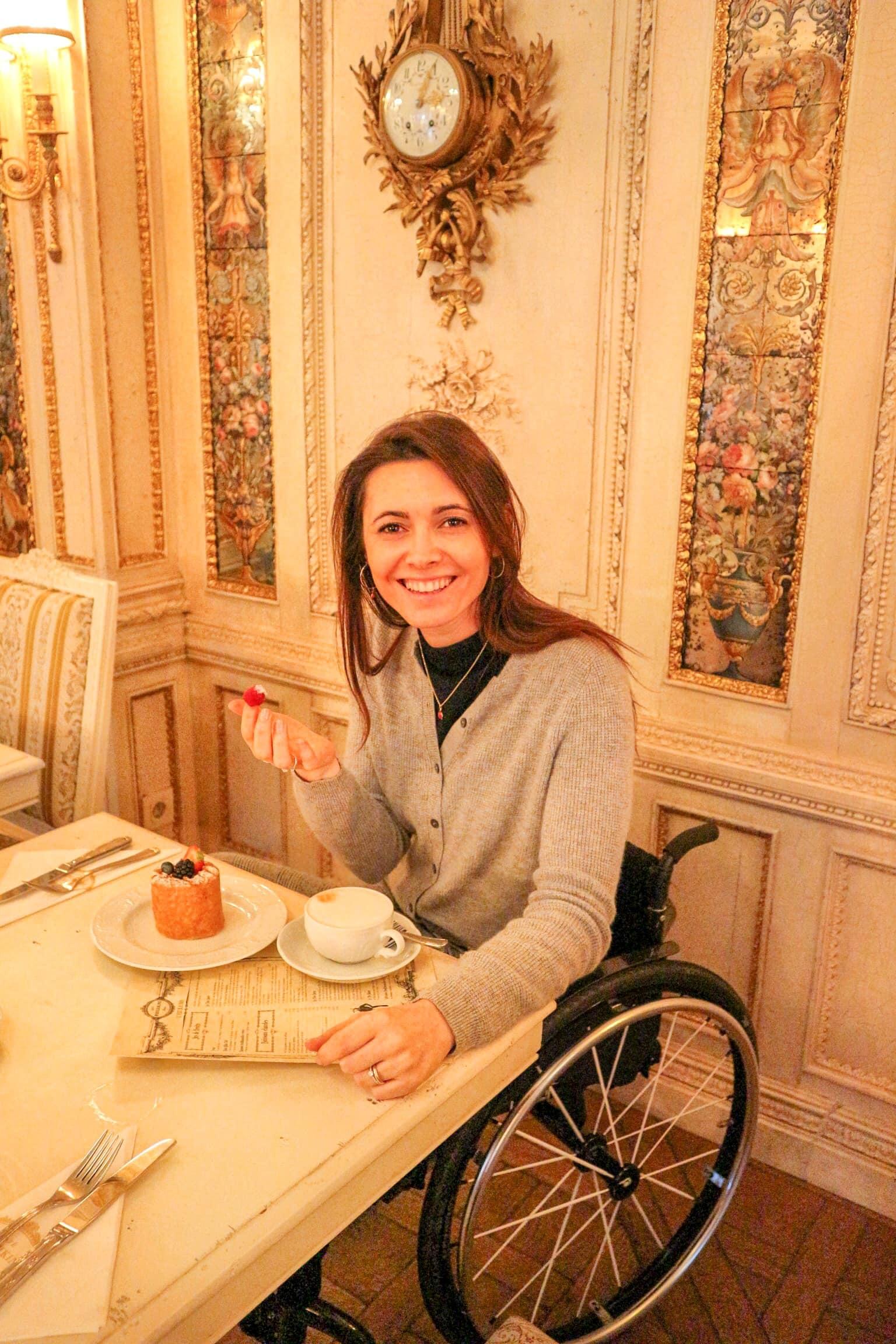 le migliori pasticcerie di Parigi Cafè Pouchkine