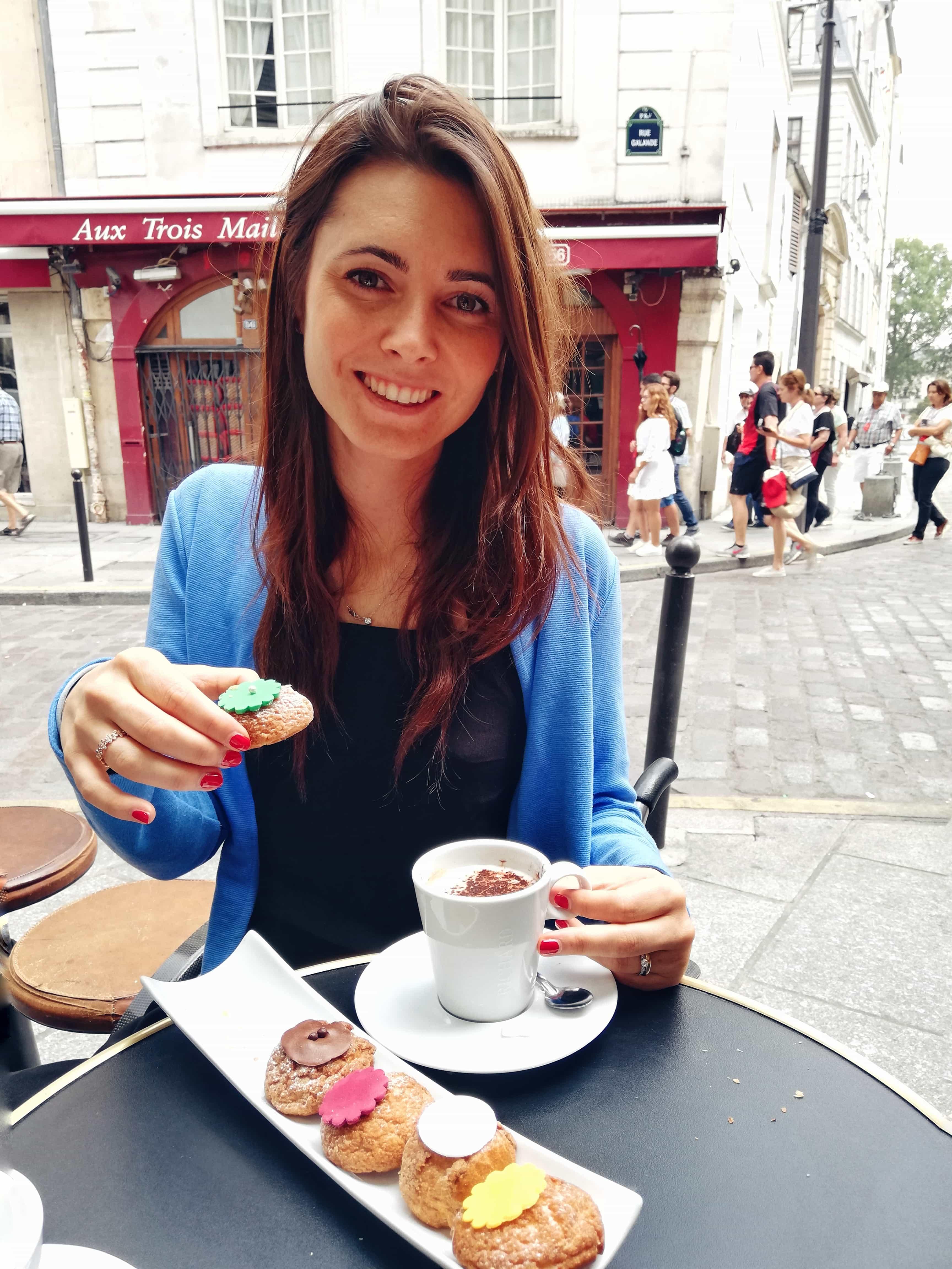 le migliori pasticcerie di Parigi Odette
