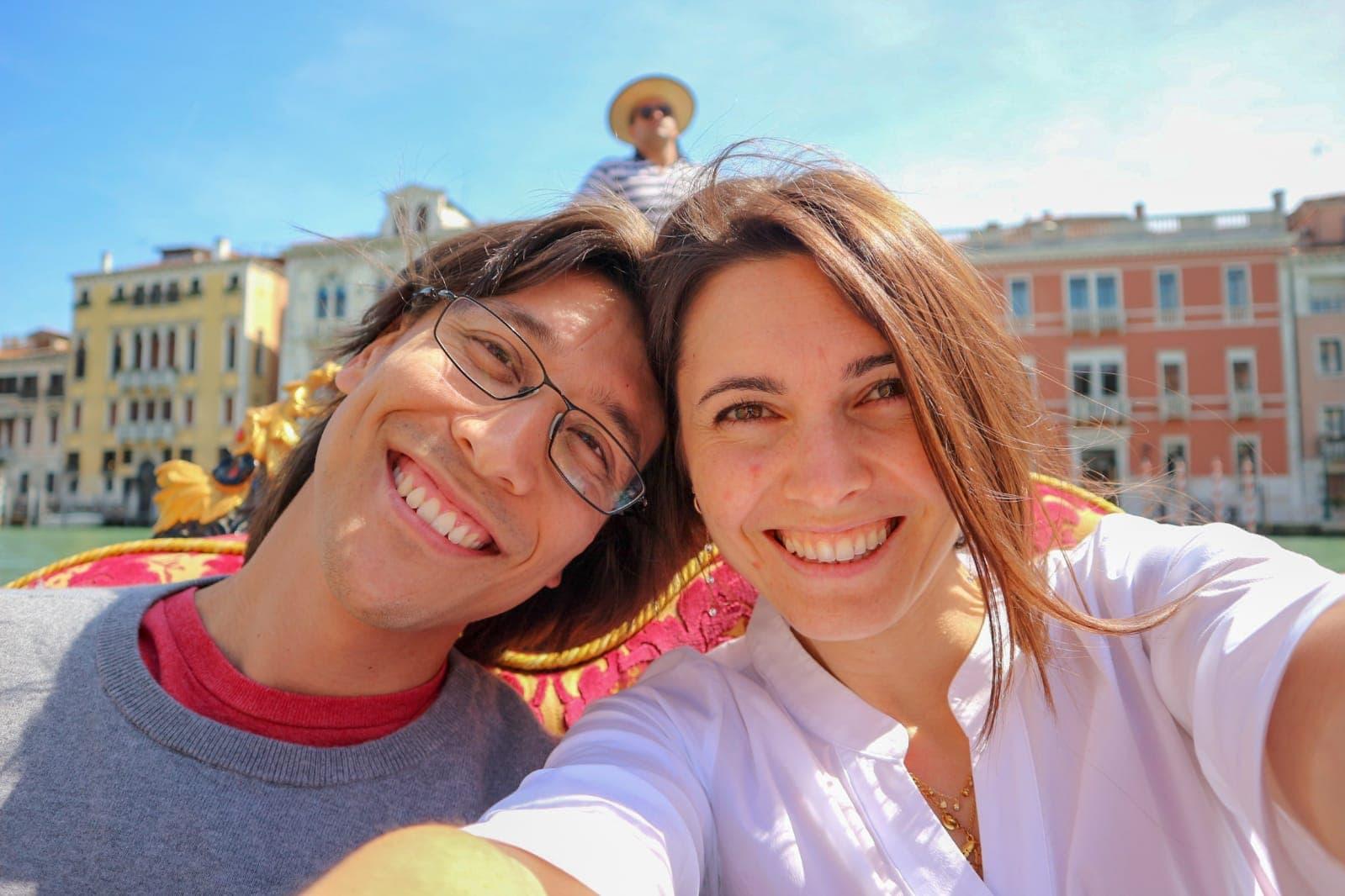 Venezia accessibile, Giulia e Andrea