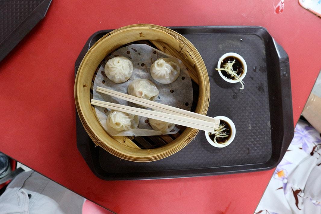 ravioli cinesi a singapore